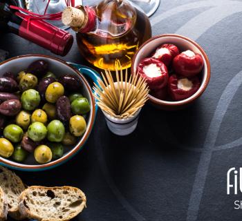"""Filofron.com – dina grekiska matminnen bara ett """"klick"""" bort"""