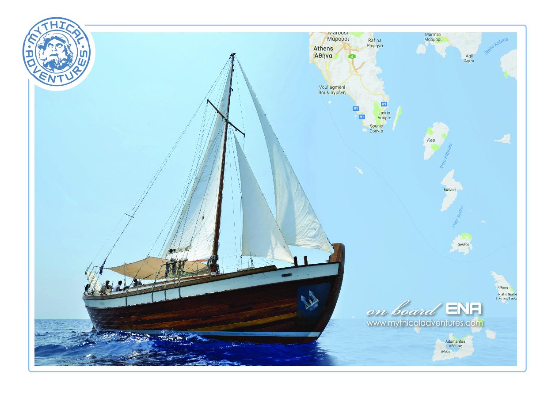 Båtturer med segelbåt