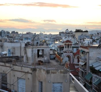 My small Eco-guide to Athens